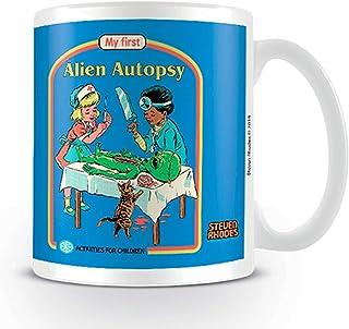 Steven Rhodes MG25676 Ceramic Mug 11 oz/315 ml-Alien Autopsy