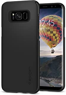 Spigen Thin Fit Designed for Samsung Galaxy S8 Case (2017) - Black