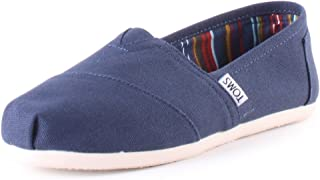Toms Mens Classic Alpargata Slip On Shoes