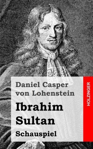 Ibrahim Sultan: Schauspiel