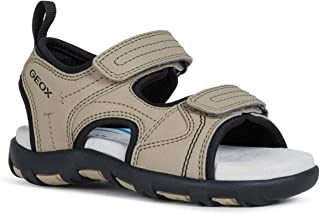 Geox Boy's Pianeta, Fashion Sandals