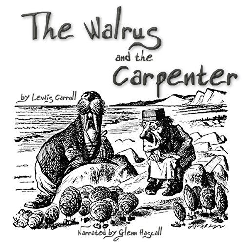 The Walrus and the Carpenter audiobook cover art