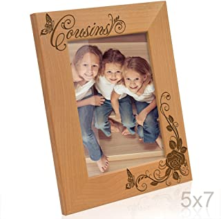 Kate Posh - Cousins Picture Frame (5x7 Vertical)