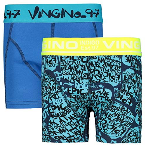 Vingino Jungen Boxer in der Farbe Blau - Größe 158-164