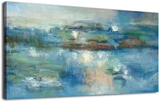 arteWOODS Abstract Wall Art Canvas Pictures Contemporary Canvas Artwork for Living Room Bedroom Decoration Framed and Ready to Hang 20