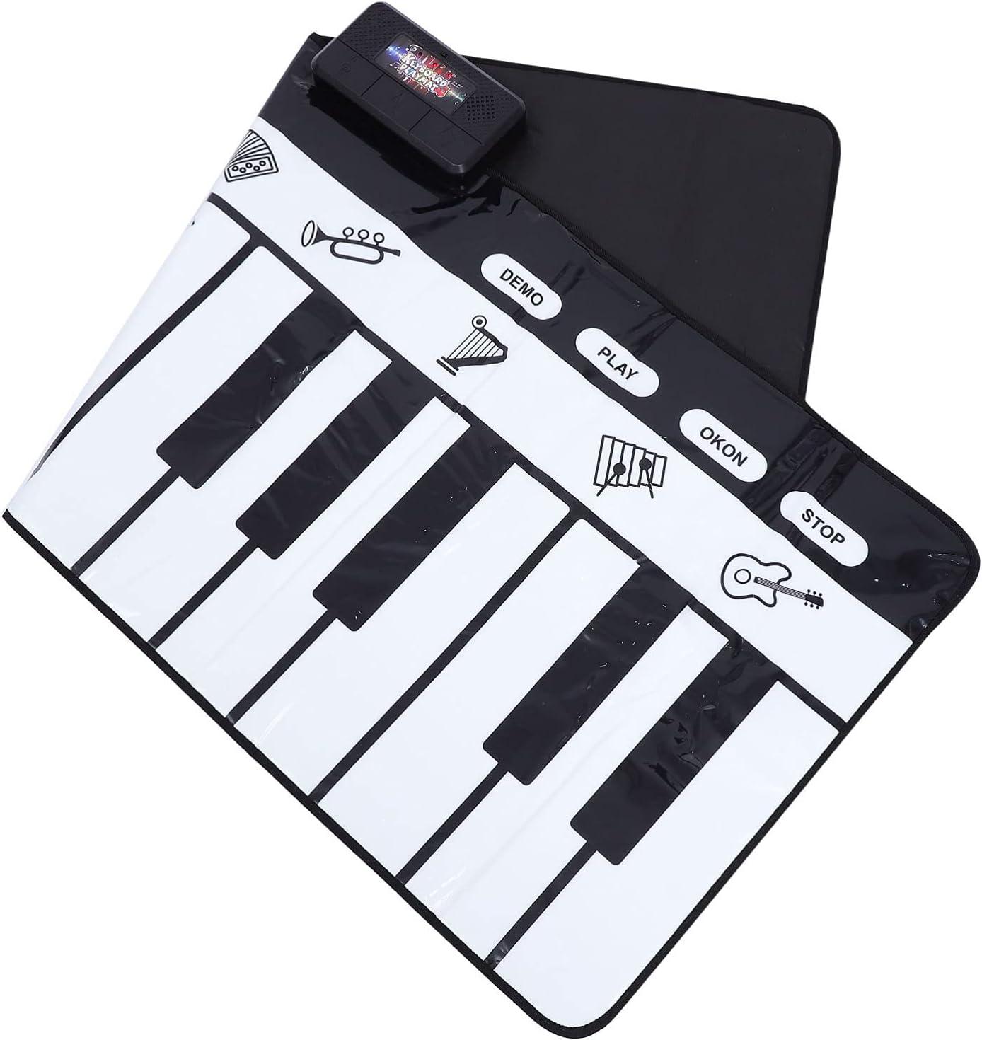 Happyyami Kids Musical Mats Music Keyboard Piano Floor High online shop order Dance Mat