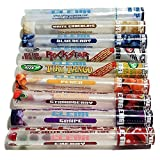 <span class='highlight'><span class='highlight'>Cyclones</span></span> Clear Pre Rolled Transparent Cones - 5 Assorted Flavours