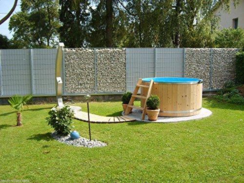 Gitterzaun 830mm 20m grün Stahlmattenzaun Doppelstab-Mattenzaun Gittermatte Tor Zaun Doppelmattenzaun Metallzaun Industriezaun Gittermattenzaun
