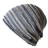 (エッジシティー)EdgeCity コットン アクリル ニット帽 大きいサイズ メンズ 日本製 L(000457-0017-61)