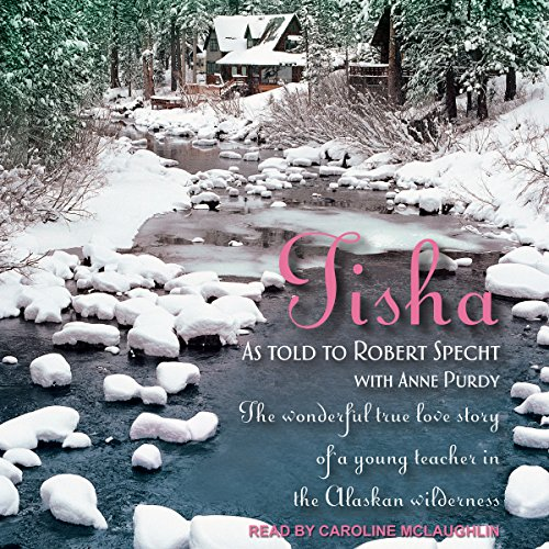 Tisha audiobook cover art