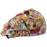 GUOER Hat Bouffant Cap One Size Multi Color (Color10)