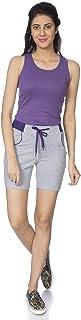GOLDSTROMS Women' Slim Fit Short Pocket