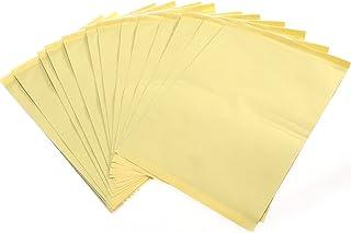 ROSENICE Suministro de tatuaje 30 piezas de tatuaje de transferencia de papel Stencil Tracing Paper