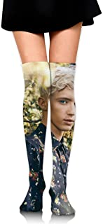 DanielCJackson Troye Sivan Unisex Knee High Socks,Tall Boot Socks,Sports Socks.Sock