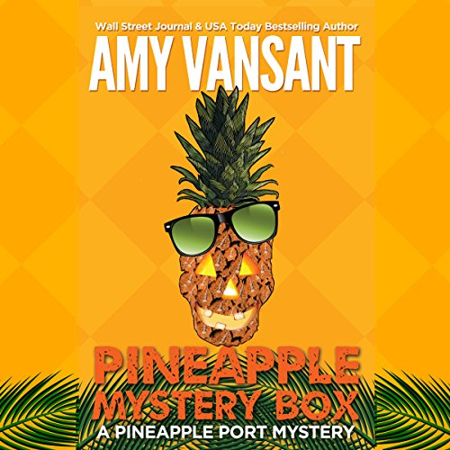 Pineapple Mystery Box audiobook cover art