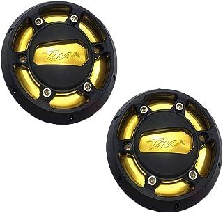 Forspero Parabrisas Negro para Yamaha Tmax530 T-max530 T-MAX 530