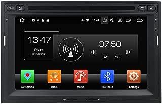 Android Octa Core Ram 4G ROM Autorradio GPS Navegación Control del Volante DVD Unidad Principal PorPEUGEOT 3008 5008 PG Parter 2010 2011 2012 2013 2014 2015 2016 Citroen Berlingo