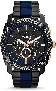 Fossil Men's Chronograph Watch, Multi, One Size, Bracelet