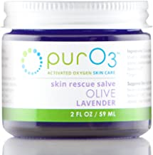 PurO3 Fully Ozonated Olive Oil with Lavender - 2 oz