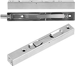 Veel voorkomende sloten Home Gate Deur Security Guard 304 Roestvrijstalen Flush Latch Bolt Slip Lock Stabiel materiaal (Si...