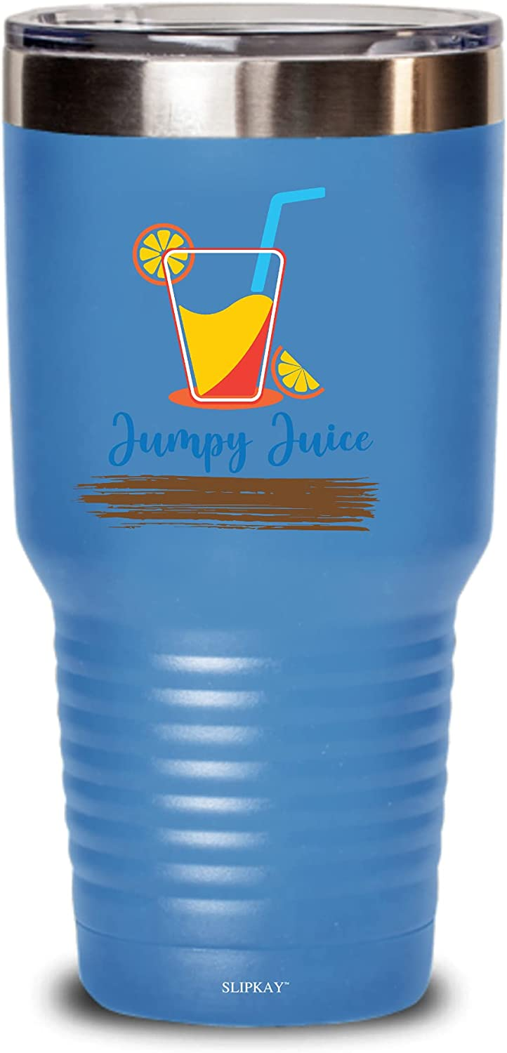 Large-scale sale Reservation Jumpy Juice Truckers Tumbler Gifts 30oz
