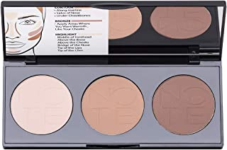 Note Perfecting Contouring Powder Palette, No. 02