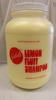GABELS Lemon Fluff Shampoo 8 lbs