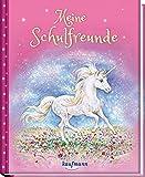 Meine Schulfreunde: Einhorn (Freundebuch für die Schule / Meine Schulfreunde für Mädchen und Jungen)