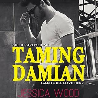 Taming Damian audiobook cover art