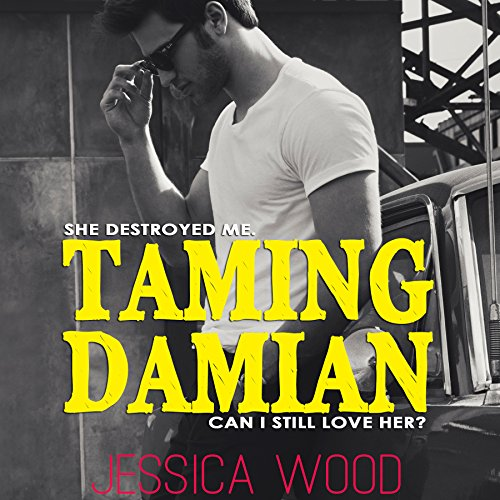 Taming Damian audiobook cover art