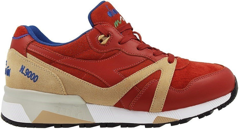 Diadora Men's 50117229345002shoes & Boot Toe Guard Red Red 10 UK