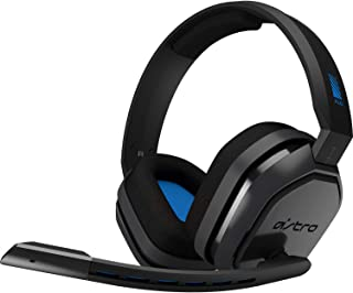 ASTRO Gaming A10 Gaming Headset - Blue - PlayStation 4 (Renewed)