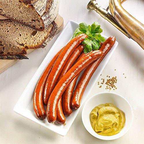 Hirsch-Wiener aus dem Harz