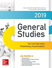 General Studies - Paper II for Civil Services Preliminary Examination (2019)