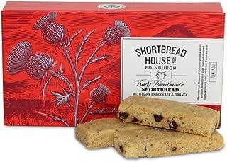 Shortbread House of Edinburgh's Chocolate & Orange Shortbread Fingers