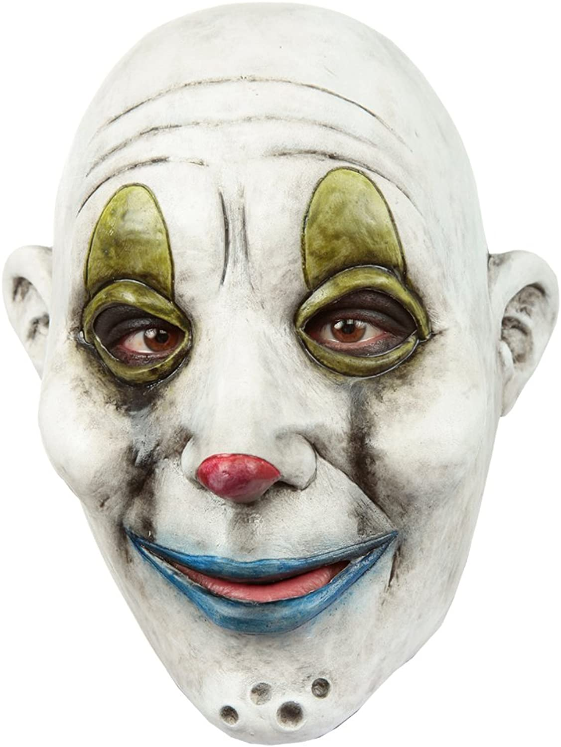 Ghoulish Productions Clown Gang Tiger Adult Latex Mask