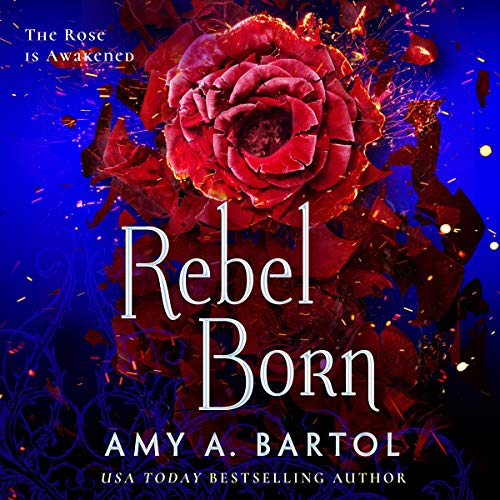 Rebel Born audiobook cover art