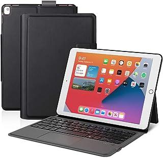 Ewin ipad 第8世代 キーボード付きケース 一体式 タッチパッド付き iPad 10.2/10.5通用 iPad キーボードケース キーボード付きケース オートスリープ ipad 第7世代 ipad 第8世代 10.2 ipad pro...