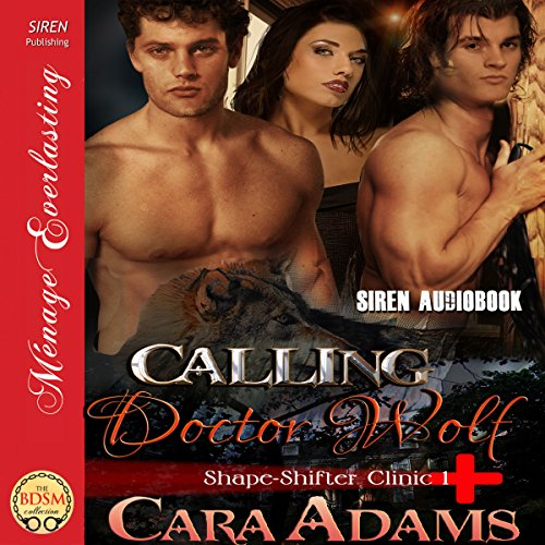 Calling Doctor Wolf cover art