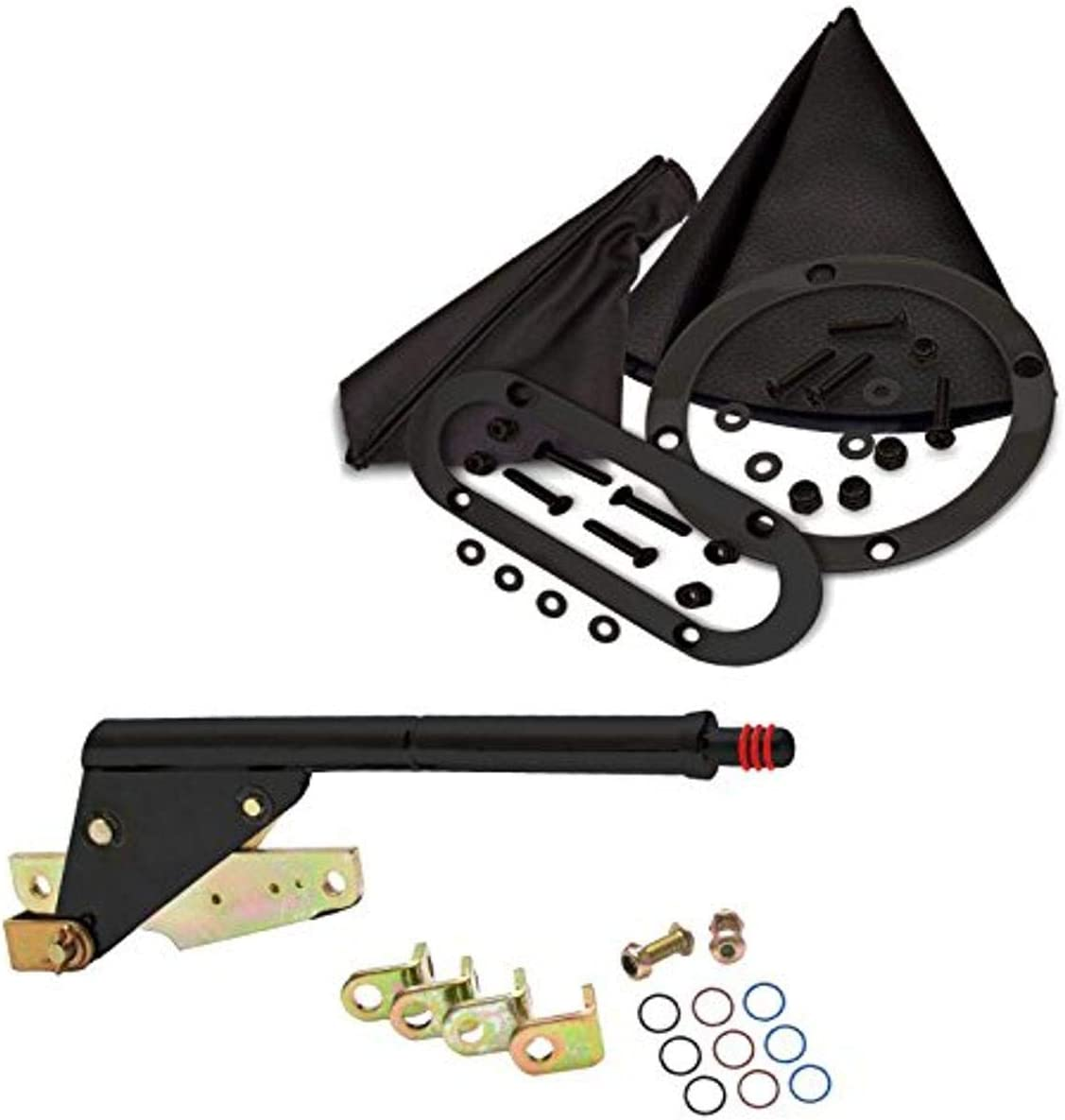 American Max 72% OFF Shifter 399107 Kit AOD Sacramento Mall Brake E Cable 8
