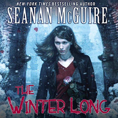 The Winter Long audiobook cover art