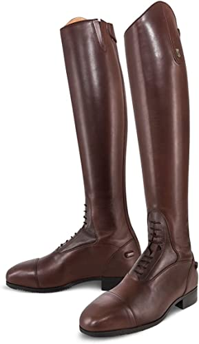 TrougeSTEP Donatello Donatello Donatello SQ Field femmes Long Riding bottes a1f