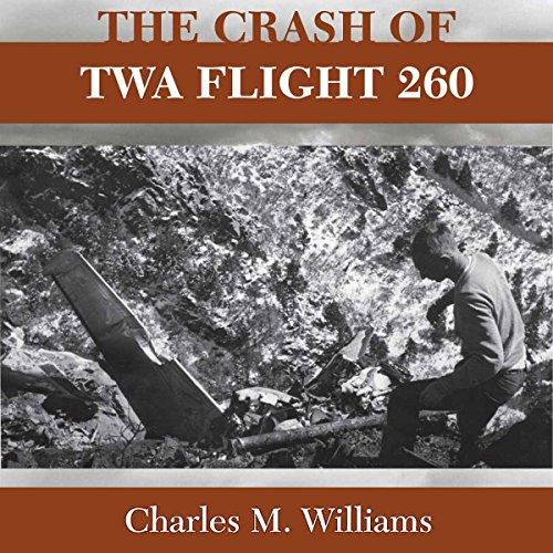 Crash of TWA Flight 260 cover art
