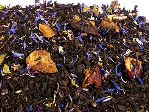 Pflaume Schwarzer Tee Naturideen® 100g