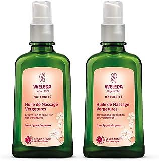 Weleda - Aceite de masaje antiestrías para madres (2 unidades 100 ml)