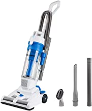 "Vacmaster Upright Vacuum Cleaner Power Suction Bagless Vacuum Cleaner Portable Floor Cleaner with 20ft Cord & 13"" Cleaning Path for Carpet, Hard Floor and Pet Hair"