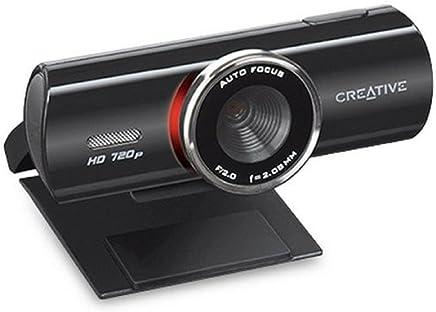 Creative Labs Live! Cam Connect HD 8MP 1280 x 720pixels USB 2.0 Black webcam - Webcams (8 MP, 1280 x 720 pixels, 30 fps, Auto, USB 2.0, Black) - Trova i prezzi più bassi