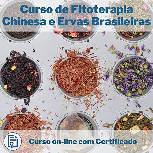 Curso Online de Fitoterapia Chinesa e Ervas Brasileiras com Certificado