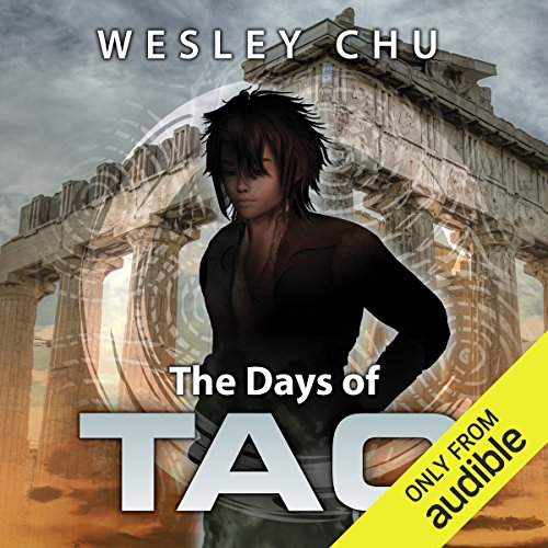 Couverture de The Days of Tao