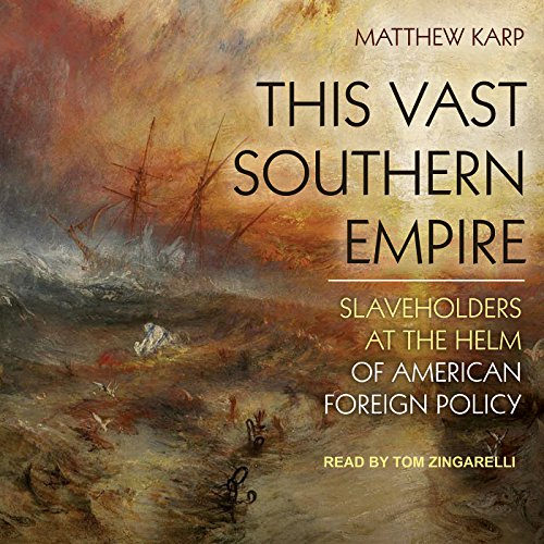 This Vast Southern Empire audiobook cover art